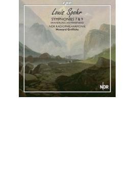 交響曲第7番『人生の世俗と神聖』、第9番『四季』、マリエンバートの思い出、ワルツ グリフィス&北ドイツ放送フィル