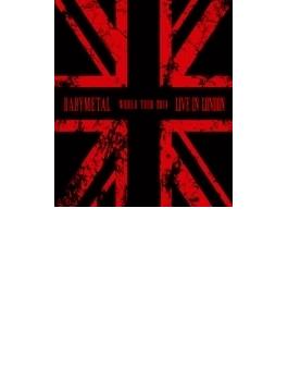 LIVE IN LONDON -BABYMETAL WORLD TOUR 2014- (Blu-ray)