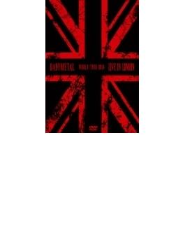 LIVE IN LONDON -BABYMETAL WORLD TOUR 2014- (DVD)