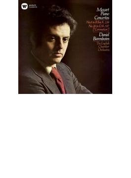 ピアノ協奏曲第26番『戴冠式』、第6番 バレンボイム、イギリス室内管弦楽団