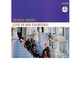 Archie Shepp Live In San Francisco (Ltd)