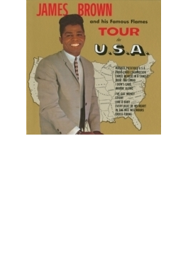James Brown And His Famous Flames Tour The Usa (Ltd)