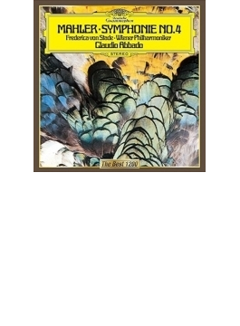 交響曲第4番 アバド&ウィーン・フィル、シュターデ