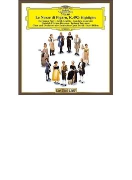 『フィガロの結婚』抜粋 ベーム&ベルリン・ドイツ・オペラ、プライ、ヤノヴィッツ、他(1968 ステレオ)