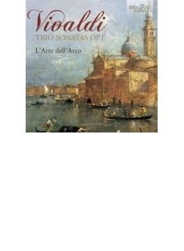 トリオ・ソナタ Op.1 ラルテ・デラルコ