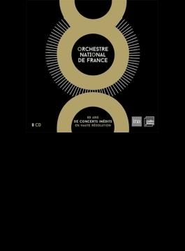 フランス国立管弦楽団 80年の歴史(8CD)
