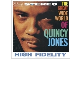 Great Wide World Of Quincy Jones (Ltd)
