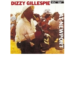 Dizzy Gillespie At Newport + 3 (Ltd)