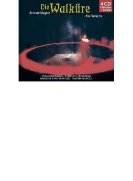 『ワルキューレ』全曲 ノイホルト&カールスルーエ・バーデン州立歌劇場(1994、95 ステレオ)(4CD)