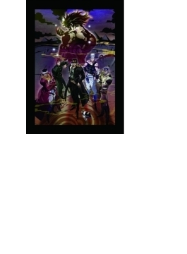 ジョジョの奇妙な冒険スターダストクルセイダース O.S.T. Destination