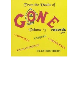 Gone Records-from The Vaults V3 27 Cuts