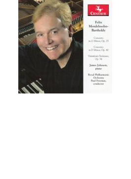 Piano Concerto, Etc: James Johnson(P) Freeman / Rpo