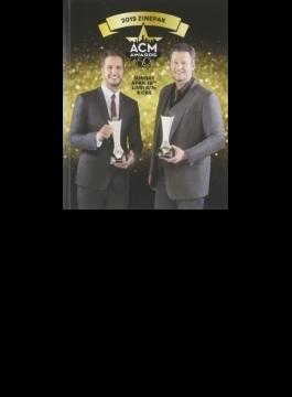 2015 Academy Of Country Music Awards Zinepak (+mini-mag+decal)(Ltd)