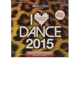 I Love Dance 2015