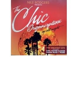 Chic Organization - Up All Night (The Greatest Hits)(Ltd)