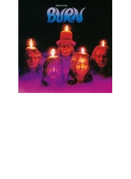 Burn: 紫の炎