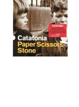 Paper Scissors Stone (Rmt)(+dvd)