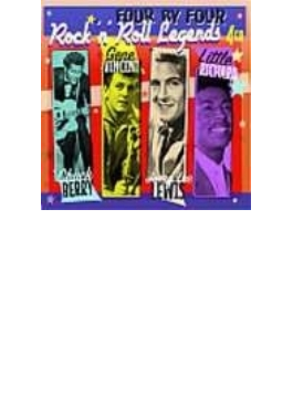 Four By Four: Rock 'n' Roll Legends