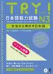 TRY!日本語能力試験N3文法から伸ばす日本語 ベトナム語版