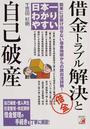 日本一わかりやすい借金トラブル解決と自己破産 簡単には抜け出せない借金地獄からの脱出法詳解!