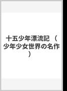 十五少年漂流記 (少年少女世界の名作)