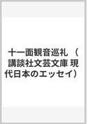 十一面観音巡礼 (講談社文芸文庫 現代日本のエッセイ)(講談社文芸文庫)