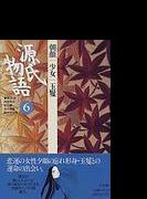 源氏物語 6 朝顔 少女 玉鬘