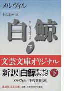 白鯨 モービィ・ディック 下 (講談社文芸文庫)(講談社文芸文庫)