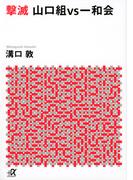 撃滅山口組VS一和会 (講談社+α文庫)(講談社+α文庫)