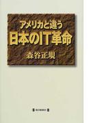 アメリカと違う日本のIT革命