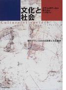 文化と社会 現代フランスの文化政策と文化経済