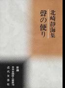 北崎静海集 声の便り (新編日本全国俳人叢書)