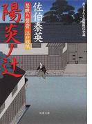 陽炎ノ辻 (双葉文庫 居眠り磐音江戸双紙)(双葉文庫)