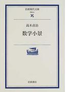 数学小景 (岩波現代文庫 学術)(岩波現代文庫)