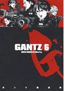 GANTZ 6 (ヤングジャンプ・コミックス)