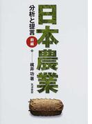 日本農業 分析と提言 前編