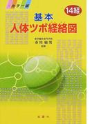 基本人体ツボ経絡図