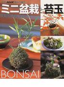 ミニ盆栽と苔玉 失敗しない育て方 (別冊NHK趣味の園芸)