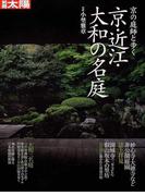京・近江・大和の名庭 (別冊太陽 京の庭師と歩く)