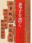 老子を書く 馬王堆帛書老子乙本 蘇る二二〇〇年前の肉筆