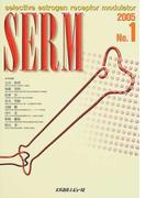 SERM Selective estrogen receptor modulator 2005No.1