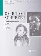 シューベルト・アンプロンプチュOp.142 アルフレッド・コルトー版