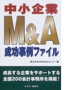 中小企業M&A成功事例ファイル