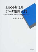 Excelによるデータ処理入門 集計から編集,要約,グラフ化,検定まで