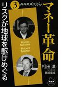 マネー革命 3 リスクが地球を駆けめぐる (NHKライブラリー NHKスペシャル)