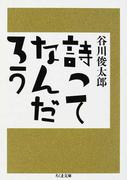 詩ってなんだろう (ちくま文庫)(ちくま文庫)