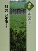 母の万年筆 下 (大活字本シリーズ)