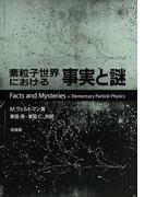 素粒子世界における事実と謎