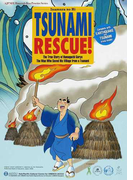 TSUNAMI RESCUE! The True Story of Hamaguchi Goryo:The Man Who Saved His Village from a Tsunami Inamura no Hi (AJP NFE Materials Best Practice Series)