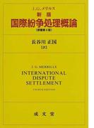 国際紛争処理概論 新版